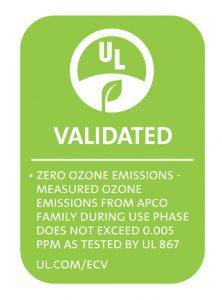 APCO UV Light badge